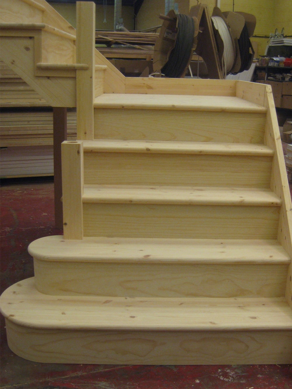 Our Stairs Redwells Joinery Ltd Joinery Manufacturer